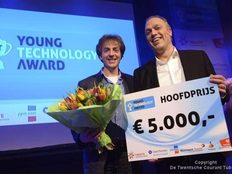 Inschrijving Young Technology Award geopend