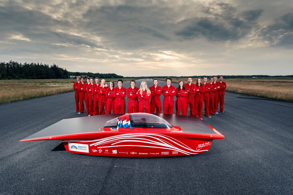 Leap steunt Solar Team Twente