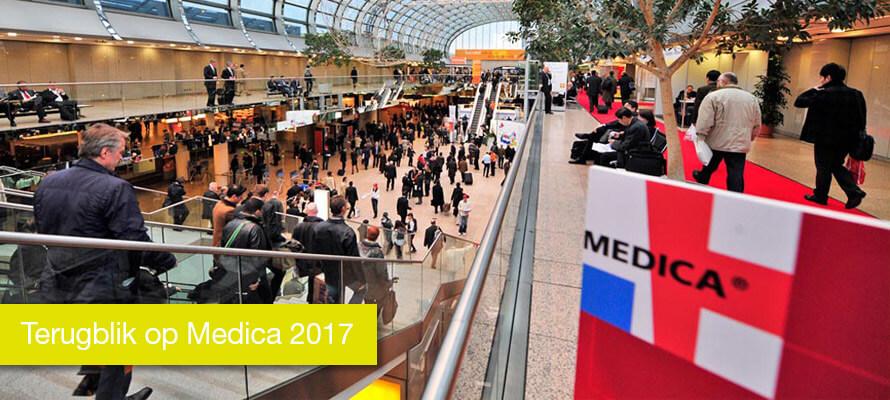 Medica 2017 – Leap was erbij