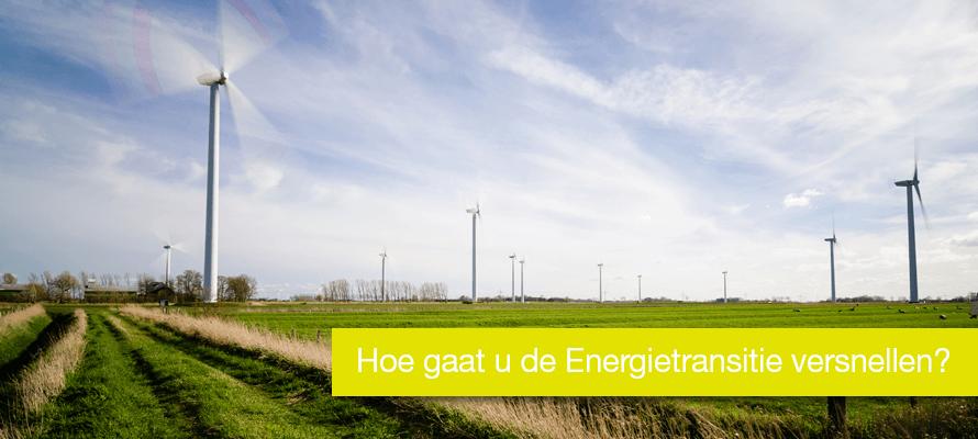 Topsector Energie openstellingen – Hoe gaat u de Energietransitie versnellen?