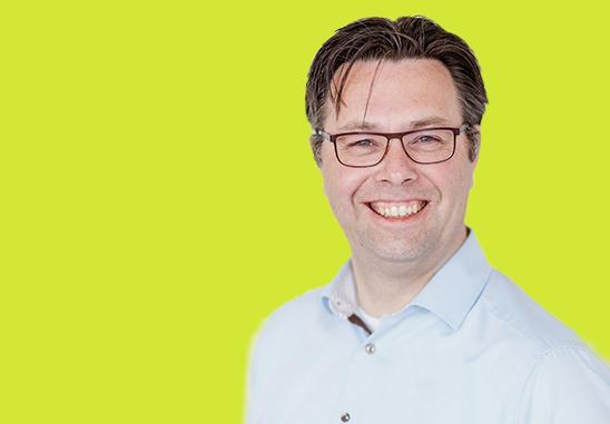 Wij stellen graag aan u voor: Chris Hogevonder
