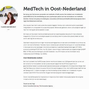 Artikel Kijk op Oost Nederland